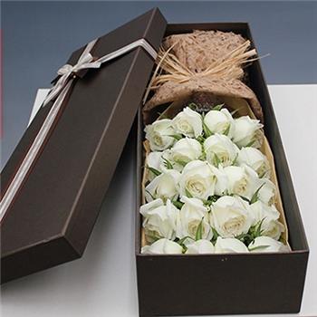 白玫瑰花束二:梦幻恋人